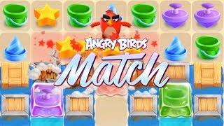 Angry Birds Match Teaser trailer #3