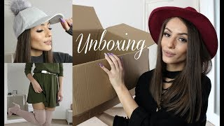 Unboxing z USA eshopu | TRY ON
