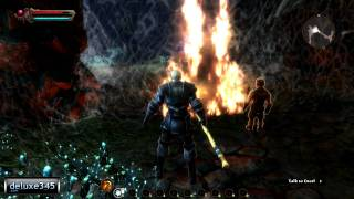 Kingdoms of Amalur: Reckoning Gameplay (PC HD)