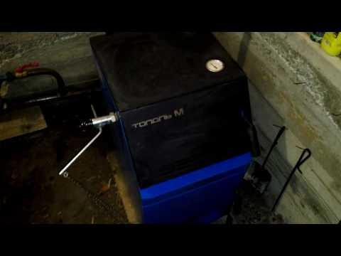 Как топить котел углем правильно