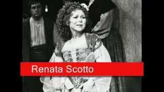 Renata Scotto: Bellini - I Capuleti ed i Montecchi,