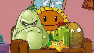 Plants vs. Zombies - The Simpsons