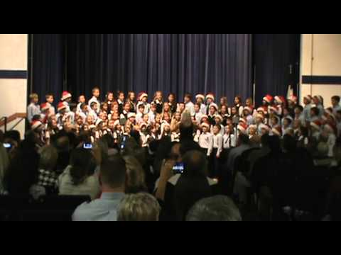 Follow That Wondrous Star- Combined Lower School Choir SouthLake Christian Academy