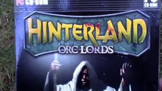 Hinterland Orc Lords Unboxing (PC) ENGLISH