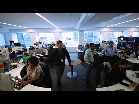 Workplace of the Future: The New Bloomberg London Building