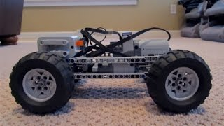 LEGO® Technic: AWD PF Chassis [+ Instructions]