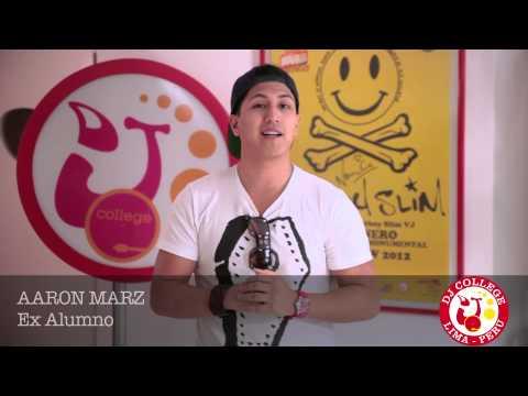 DJ COLLEGE PERU 2014