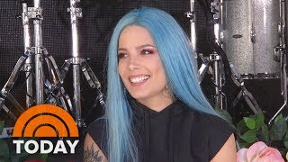 Halsey Promises Her Fans She'll Continue To 'Follow Her Gut' | TODAY