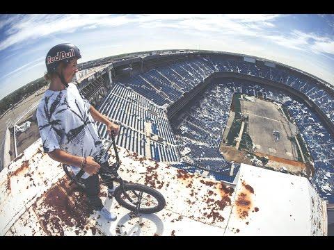 Tyler Fernengel BMX Session: Silverdome