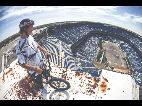 Thumbnail: Tyler Fernengel BMX Session: Silverdome