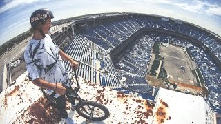 Repeat youtube video Tyler Fernengel BMX Session: Silverdome