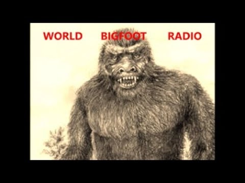 World Bigfoot Radio #9 (Audio Edit) ~ When Yowies attack/ Jack Tessier