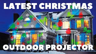 🎅 Latest Christmas Outdoor Projector Review | Christmas Projector 2020 | Buying Guides