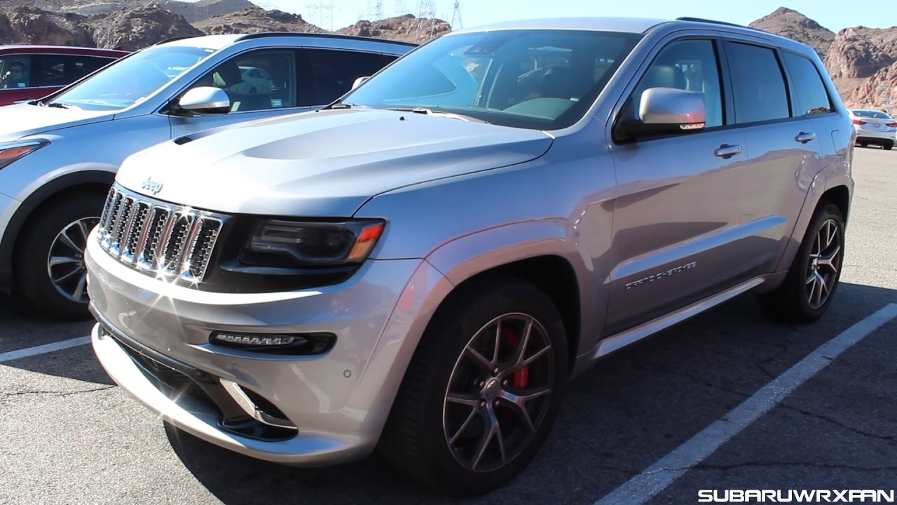 Quick Drive 2016 Jeep Grand Cherokee Srt With Engineeringexplained You