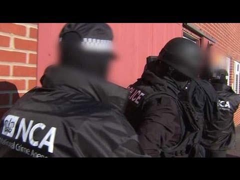 British FBI-Style Crime Agency Starts Its Work