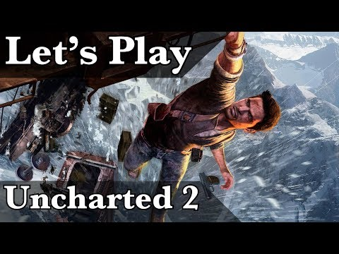 Uncharted 2 - Let's Play