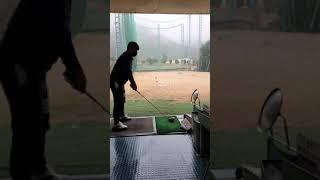 [골프연습장]#설연휴마지막#골프연습#드라이버연습#골린이…