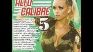 Salsa Baul Alto Calibre Vol.5 Dj bala el BooM Latino