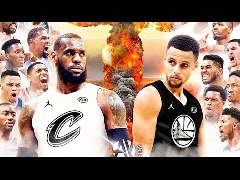 2018 NBA All-Star Game Be Like… Ft. LeBron James, Stephen Curry, Kyrie Irving and Kevin Durant