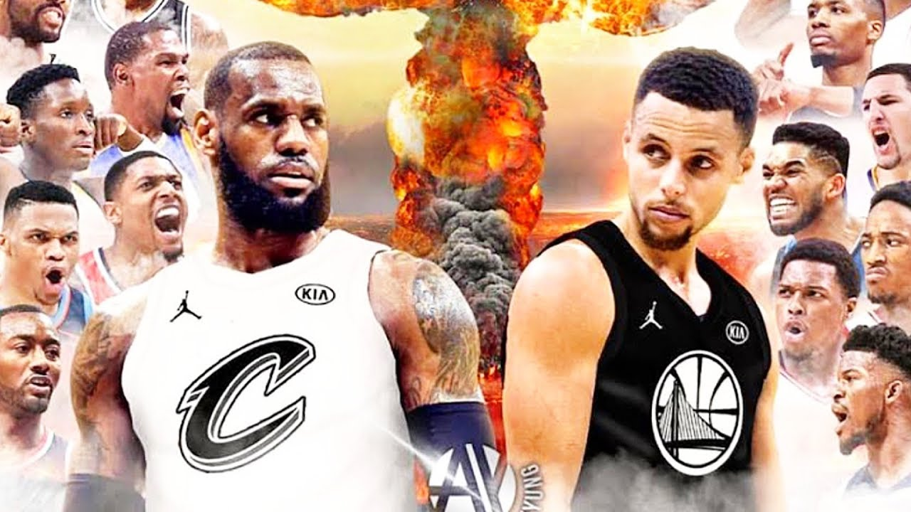1bdf977ed33d 2018 NBA All-Star Game Be Like… Ft. LeBron James
