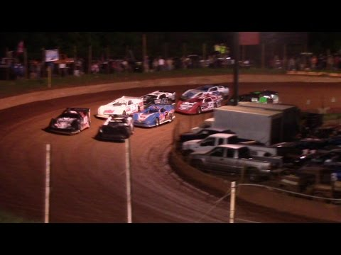 Winder Barrow Speedway Limited Late Models Feature 4/23/16