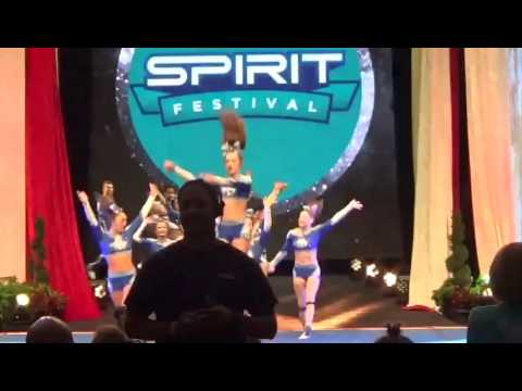 Bay State Surge Worlds 2017 semi finals Perfection
