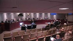 City Council Meeting  - Overland Park Eminent Domain Vote - Observe Respect for Private Property