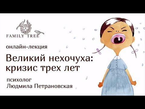 Как пережить кризис трех лет | фрагмент лекции Людмилы Петрановской