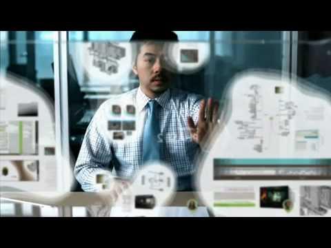 Microsoft's Latest Concept Smartphone