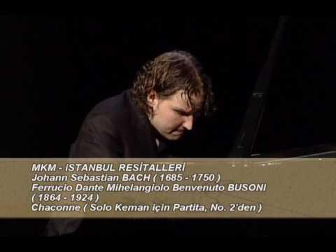 Lukas Vondracek - Istanbul Recitals Concert June 2008