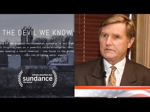 Papantonio Featured In Documentary Shown At Sundance Film Festival