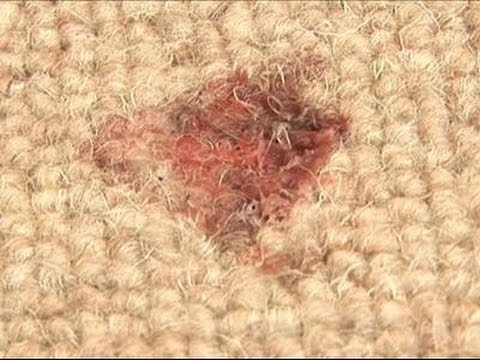 Best way to get candle wax off a carpet