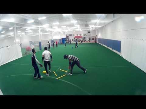 Black Caps - Indoor Cricket Match pt.2