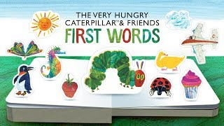 The Very Hungry Caterpillar - First Words