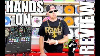 Rane Seventy-Two • Hands on (sort of) Review!!! - Eyecon