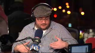 The Artie Lange Show - Bobby Moynihan (Part #1) - In The Studio