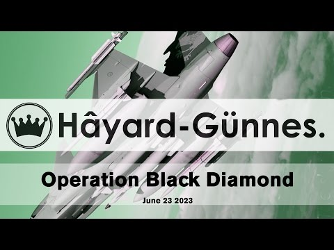 Operation Black Diamond : Command Modern Air Naval Operations (Full Version)
