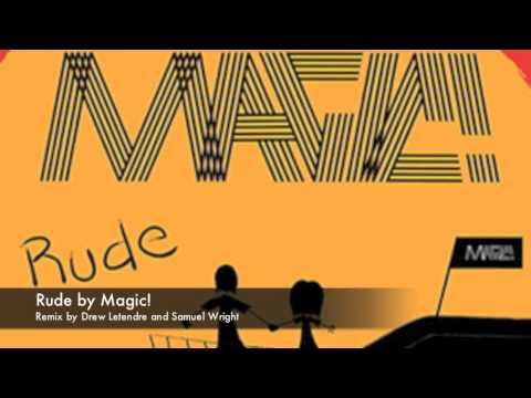 Rude by Magic! Rock/Metal cover