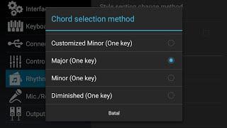 Chords For Cara Setting Kunci Keyboard Org Mayor Atau Minor Bagi Yang Belum Bisa Atau Pemula Seperti Saya