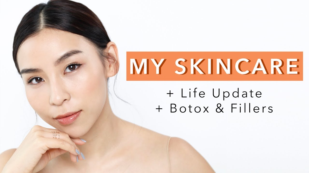 My Skincare + Chatty Life Update | Tina Yong