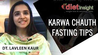 Karwa Chauth fasting tips