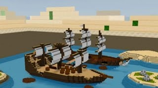 Guncraft Pirate Bay - Build It Play It