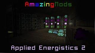 AM2 : Mise en pratique d'Applied Energistics 2