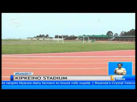 Kipchoge Keino stadium ready for use