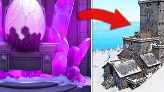 😱😱😱😱 #FORTNITE 😱😱😱😱 DRAGON EGGS
