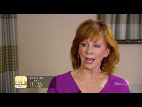Reba McEntire Interview  Sing It Now  ET Canada 2017