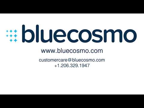 BlueCosmo: Refill Your Prepaid SIM Card Online