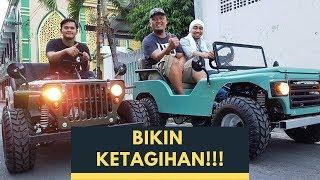 Habis Nyoba, Langsung Ngidam Mini Jeep