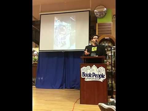 Ernest Cline - Presentation and Q&A