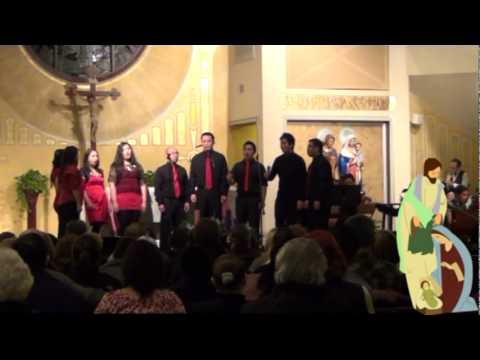Munting Sanggol - Our Lady of Las Vegas Filipino Choir